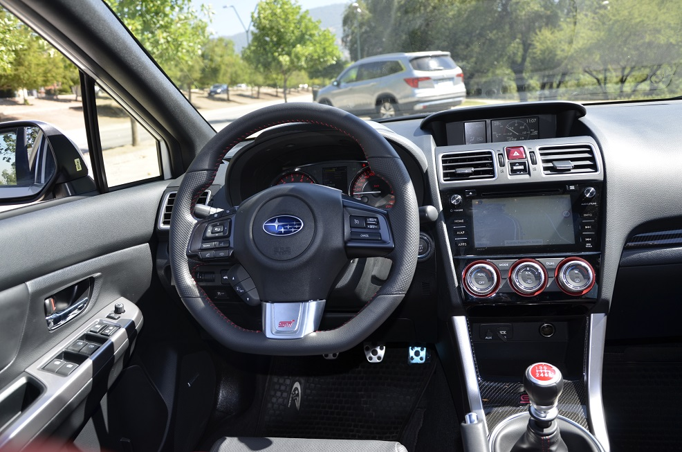 Subaru WRX STi 2016 Test Drive UHP (42)