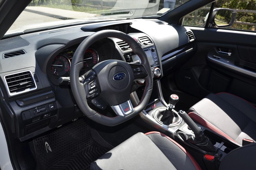 Subaru WRX STi 2016 Test Drive UHP (47)