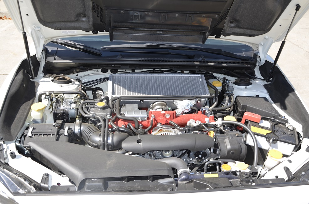 Subaru WRX STi 2016 Test Drive UHP (54)